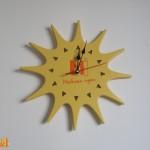 Часовник слънце